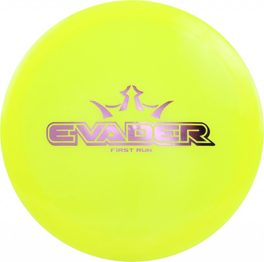 Dynamic Discs Lucid Evader First Run
