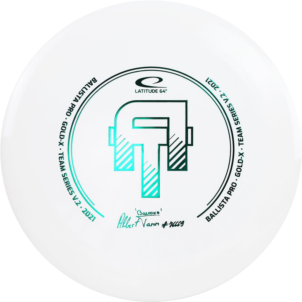 Latitude 64 Gold-X Ballista Pro Albert Tamm Teamseries 2021 V2