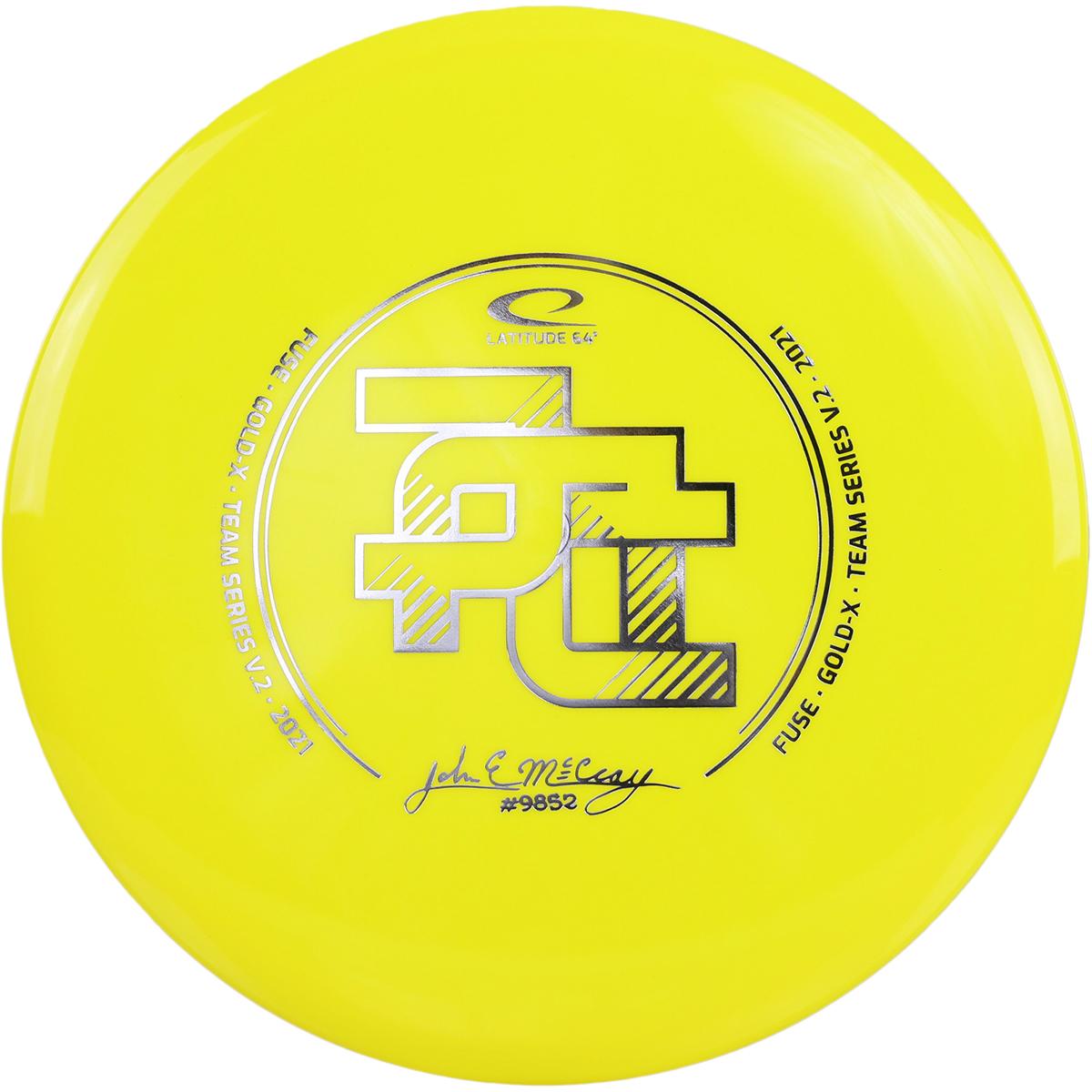 Latitude 64 Gold-X Fuse Johne McCray Teamseries 2021 V2