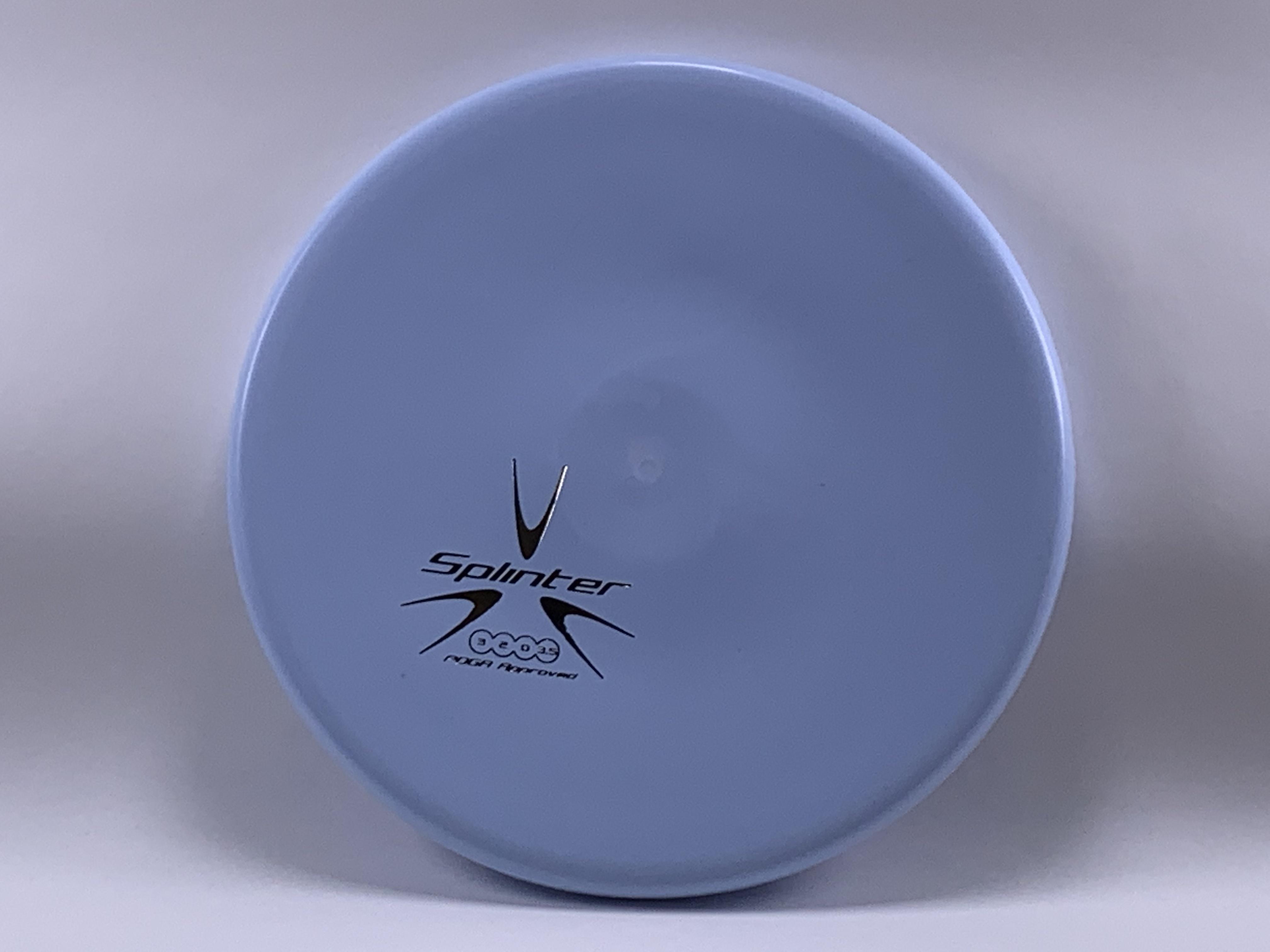 Obsidian Discs Splinter