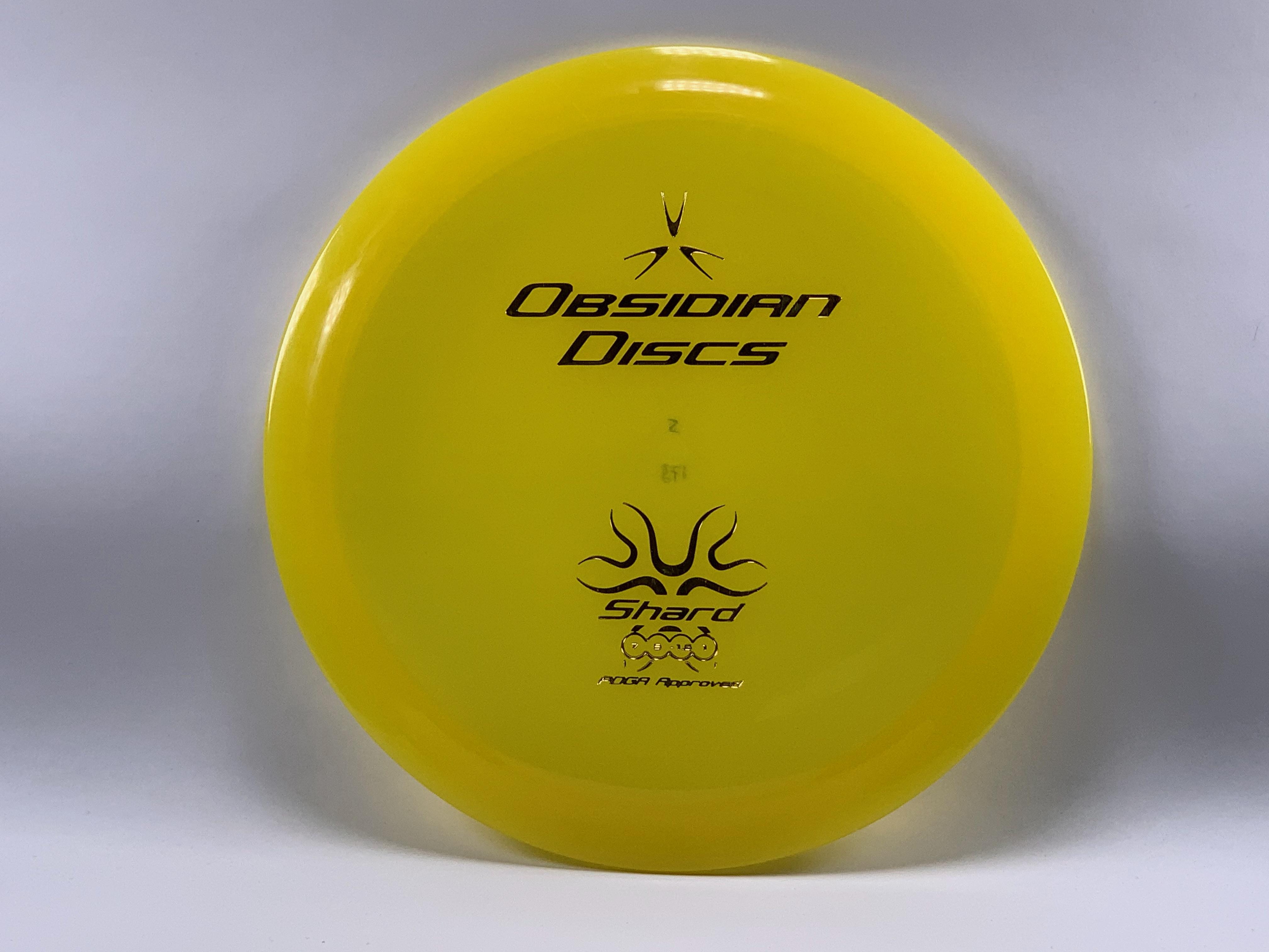 Obsidian Discs Shard