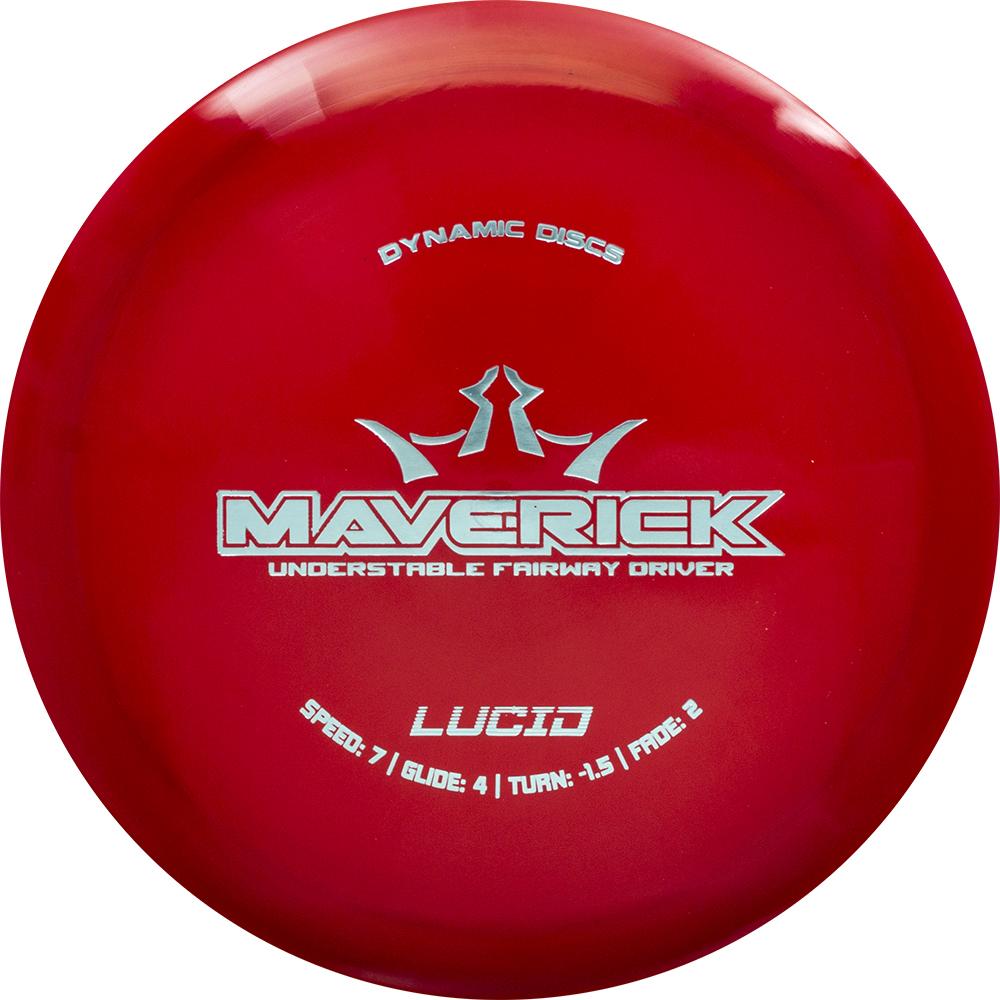 Dynamic Discs Lucid Maverick