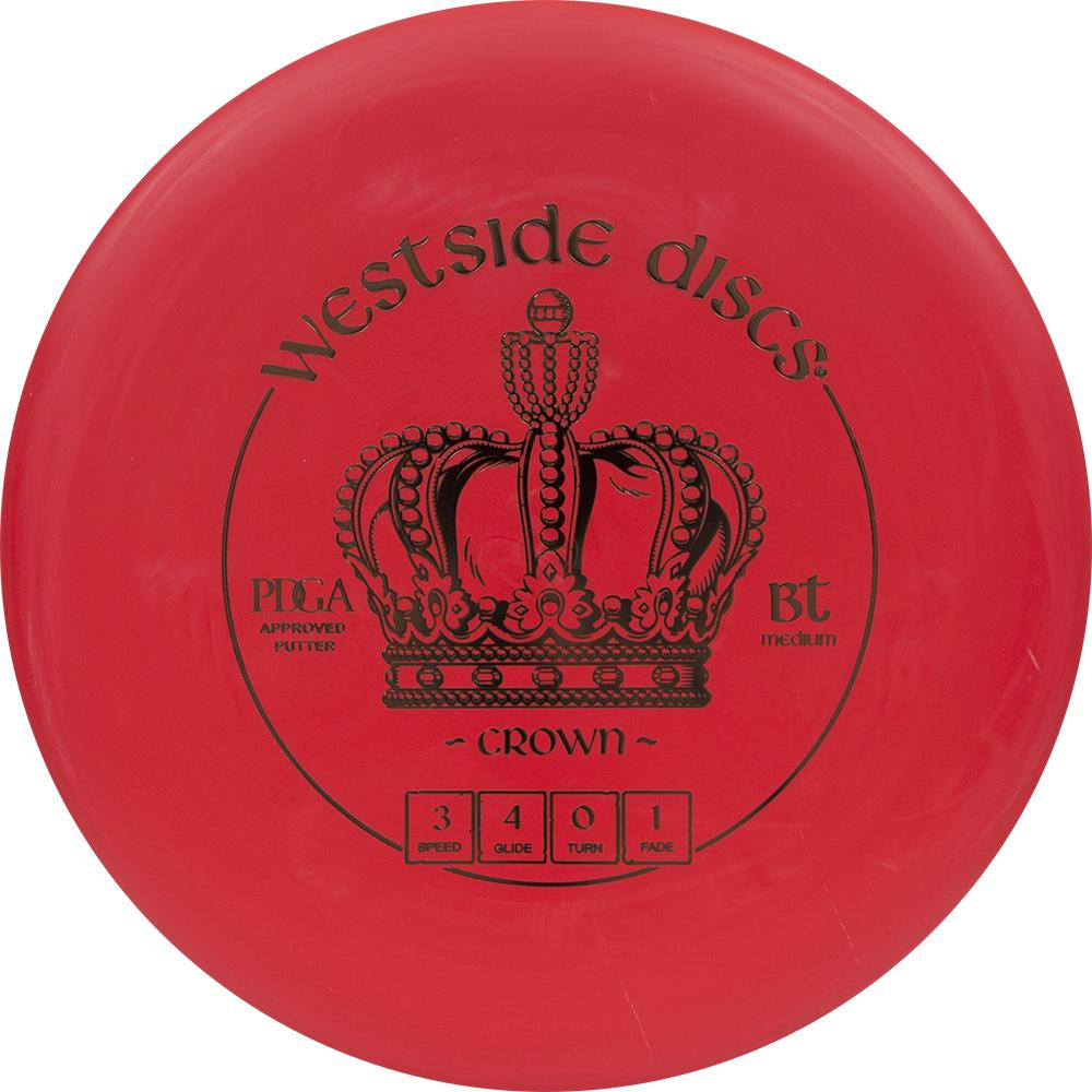 Westside Discs BT Medium Crown