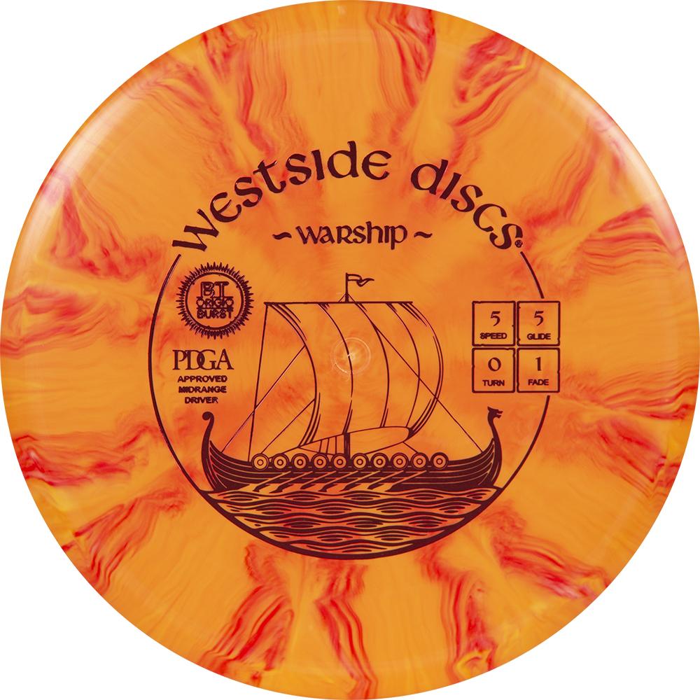 Westside Discs BT Origio Burst Warship