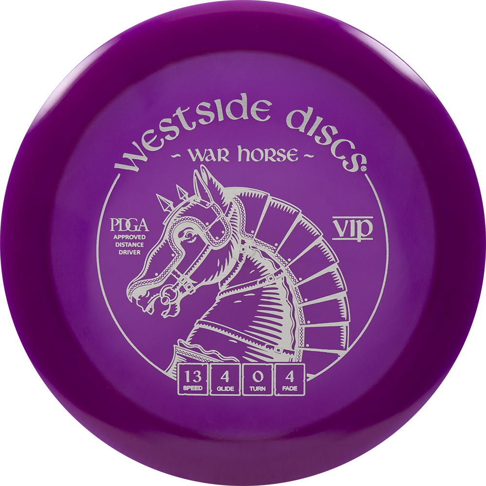 Westside Discs VIP Warhorse