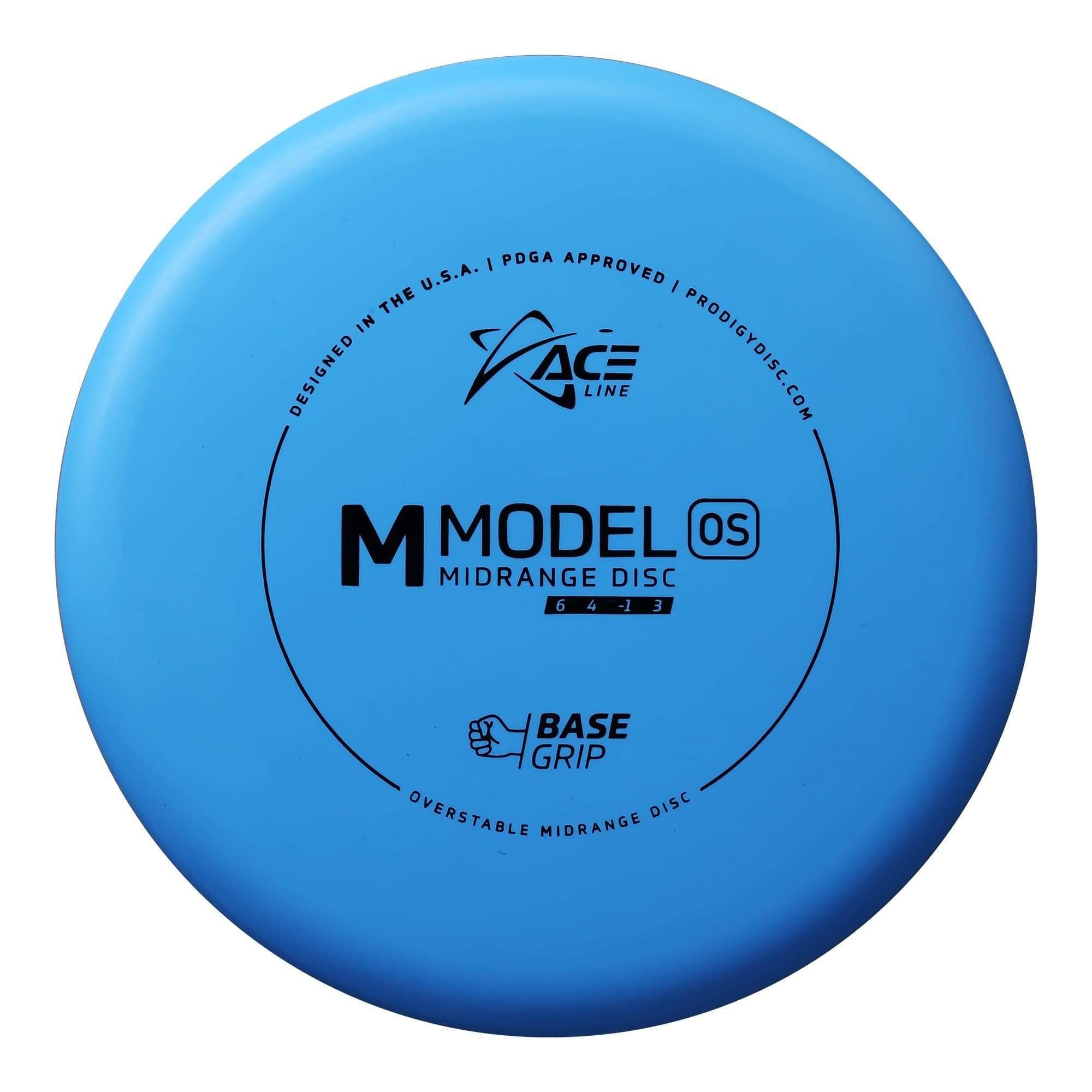 Prodigy Ace BaseGrip M-Model OS
