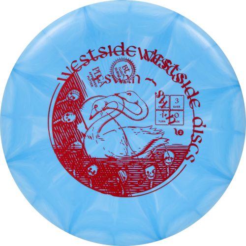 Westside Discs BT Hard Swan (misprint)