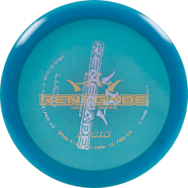 Dynamic Discs Lucid Renegade (misprint)