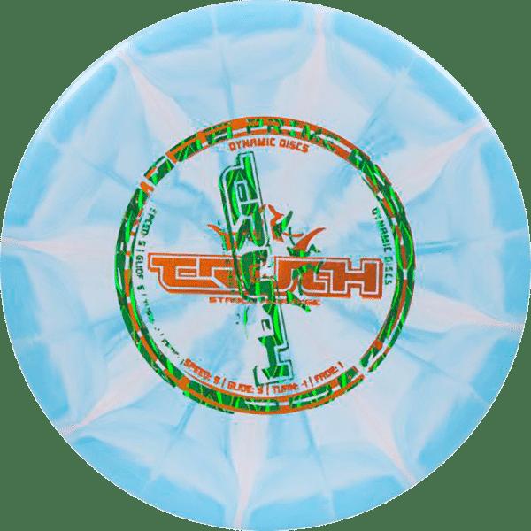 Dynamic Discs Burst Truth (misprint)