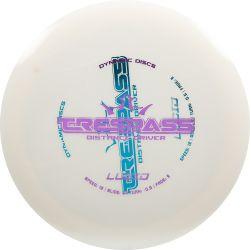 Dynamic Discs Lucid Trespass (misprint)