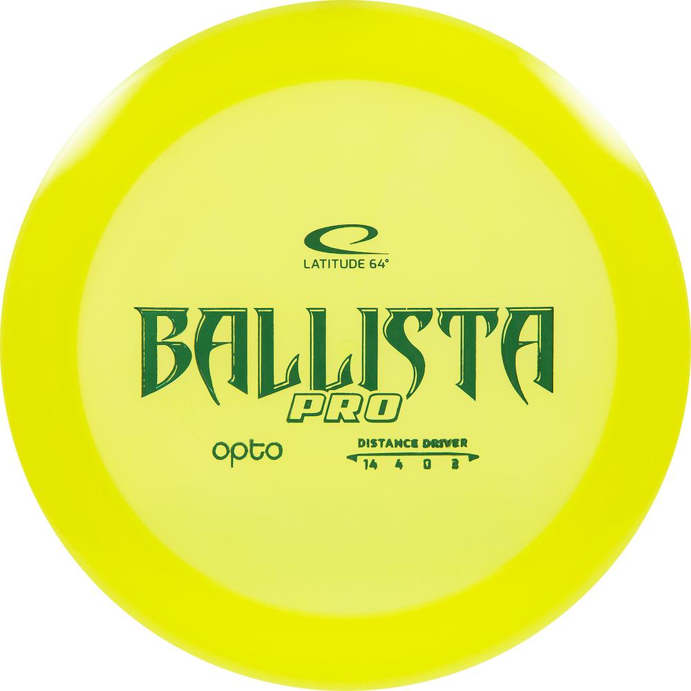 Latitude 64 Opto Ballista Pro