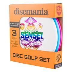 Discmania Active Disc Golf Set