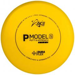 Prodigy Ace Line Duraflex P-Model S Cale Leiviska Bottom Stamp