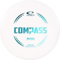 Latitude 64 Retro Compass