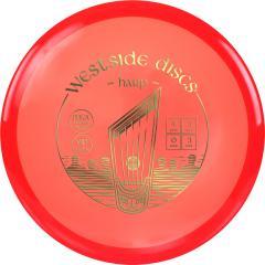 Westside Discs Vip Harp, punainen