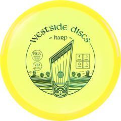 Westside Discs Vip Harp, keltainen