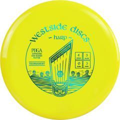 Westside Discs Tournament Harp, keltainen