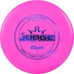 Dynamic Discs Prime Burst Emac Judge, pinkki