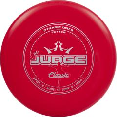 Dynamic Discs Prime Burst Emac Judge, punainen