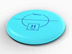 Løft Hydrogen ß-Solid, sininen