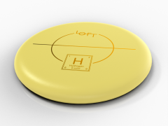 Løft Hydrogen ß-Solid, keltainen