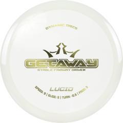 Dynamic Discs Lucid Getaway, valkoinen