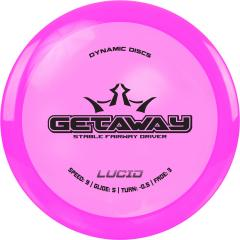 Dynamic Discs Lucid Getaway, pinkki
