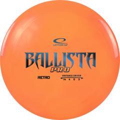 Latitude 64 Retro Ballista Pro, oranssi