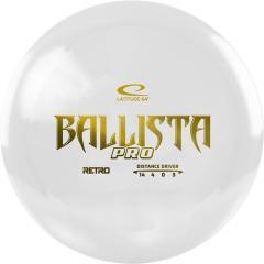 Latitude 64 Retro Ballista Pro, valkoinen