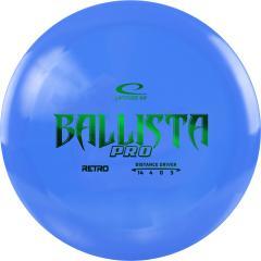 Latitude 64 Retro Ballista Pro, sininen