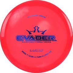 Dynamic Discs Lucid Evader, punainen