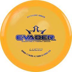 Dynamic Discs Lucid Evader, oranssi