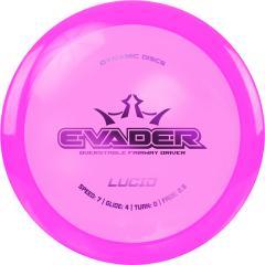 Dynamic Discs Lucid Evader, pinkki