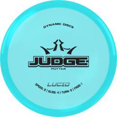 Dynamic Discs Lucid Judge, turkoosi