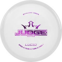 Dynamic Discs Lucid Judge, valkoinen