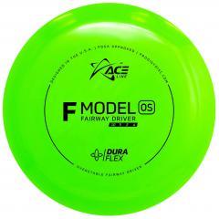 Prodigy Ace Line Duraflex F-Model Os, vihreä