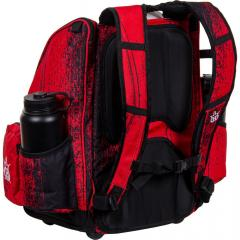 Dynamic Discs Combat Commander Backpack, Atomic Red