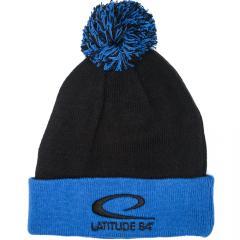 Latitude 64 Pipo, musta/sininen