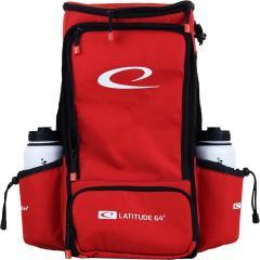 Latitude Easy-Go Backpack V2, punainen