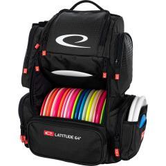 Latitude 64 Luxury bag E4, musta
