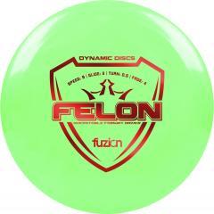 Dynamic Discs Fuzion Felon, vihreä