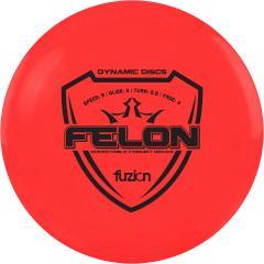 Dynamic Discs Fuzion Felon, punainen