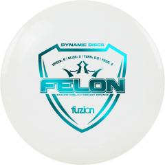 Dynamic Discs Fuzion Felon, valkoinen