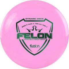 Dynamic Discs Fuzion Felon, pinkki