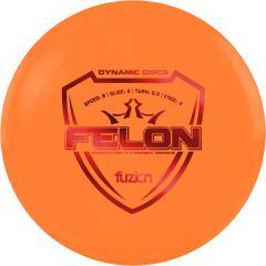 Dynamic Discs Fuzion Felon, oranssi