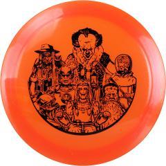 Westside Discs Vip Glimmer Boatman -Halloween-, oranssi