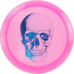 Latitude 64 Opto-X Musket -Happy Skull-, pinkki