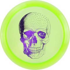 Latitude 64 Opto-X Musket -Happy Skull-, vihreä