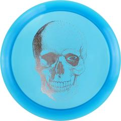 Latitude 64 Opto-X Musket -Happy Skull-, sininen
