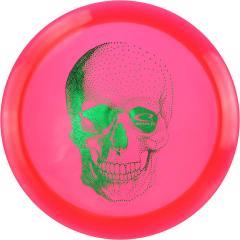 Latitude 64 Opto-X Musket -Happy Skull-, punainen